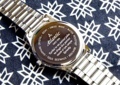 Grawerowanie zegarka