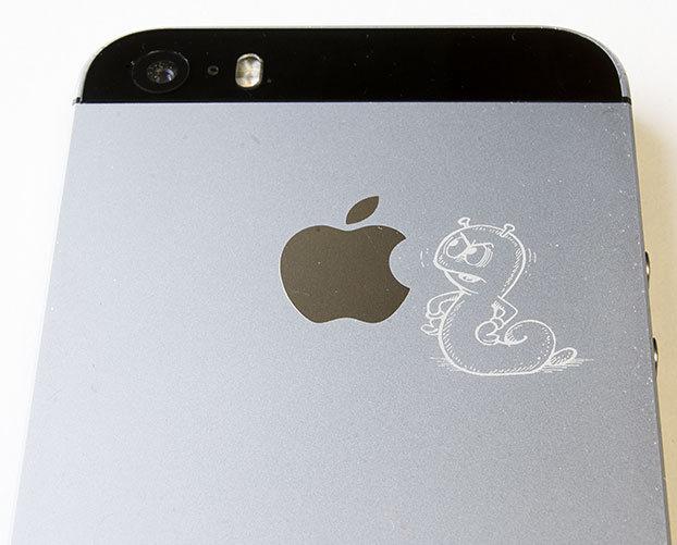 Laserowe grawerowanie telefonów (także iPhone)