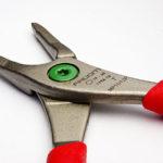 Laserowe znakowanie narzędzi - szczypce płaskie