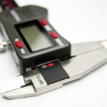 Laserowe znakowanie narzędzi - suwmiarka